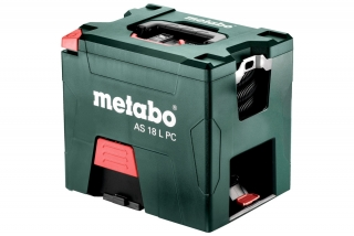 Aku vysávač Metabo AS 18 L PC (bez aku) 602021850