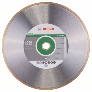 Bosch Diamantový rezací kotúč Standard for Ceramic 350 x 30+25,40 x 2 x 7 mm 1ks 2608602541