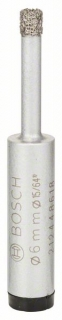 Bosch Diamantové vrtáky na vŕtanie nasucho Easy Dry Best for Ceramic 6 x 33 mm 1ks 2608587139