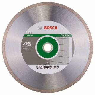 Bosch Diamantový rezací kotúč Best for Ceramic 300 x 30/25,40 x 2,8 x 10 mm 1ks 2608602639