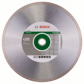 Bosch Diamantový rezací kotúč Best for Ceramic 350 x 30/25,40 x 3 x 10 mm 1ks 2608602640