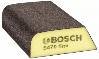 Bosch Kombinovaná brúsna hubka Best for Profile 69 x 97 x 26 mm, jemné 1ks 2608608223
