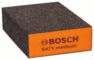 Bosch Brúsna hubka Best for Flat and Edge 68 x 97 x 27 mm, stredné 1ks 2608608225