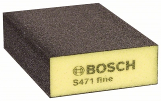 Bosch Brúsna hubka Best for Flat and Edge 68 x 97 x 27 mm, jemné 1ks 2608608226