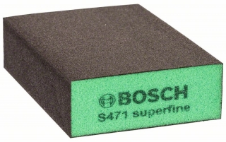 Bosch Brúsna hubka Best for Flat and Edge 68 x 97 x 27 mm, super jemná 1ks 2608608228