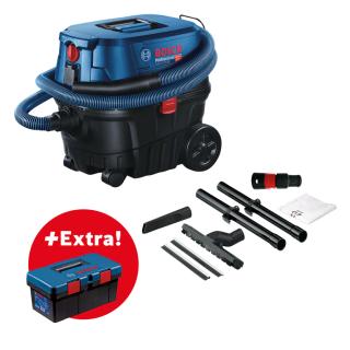 f0f66f533f0c0 Profesionálny univerzálny vysávač Bosch GAS 12-25 PL + ToolBox 0615990L2G  empty