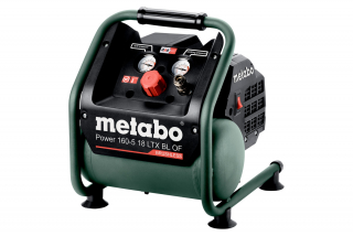 Aku kompresor Metabo Power 160-5 18 LTX BL OF 601521850