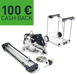 Kapovacia píla Festool KS 88 RE-Set-UG 575322