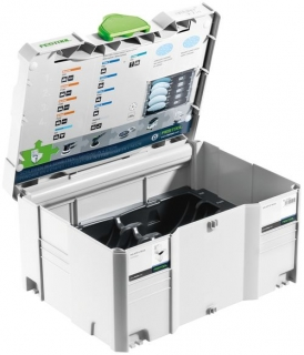 SYSTAINER T-LOC Festool SYS-STF D150 4S 497821